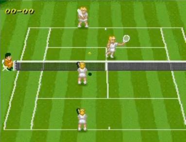 スーパーテニス ワールドサーキット