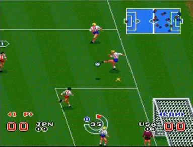 スーパーカップサッカー