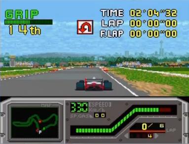 鈴木亜久里のF1スーパードライビング