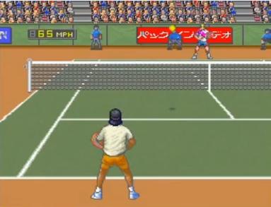 アメージングテニス