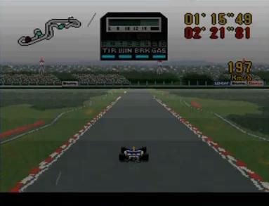 スーパーF1サーカス2