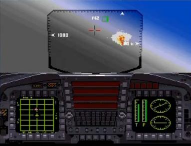 F-15スーパーストライクイーグル