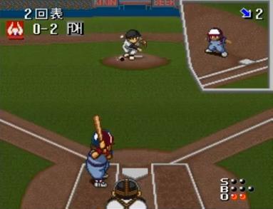 白熱プロ野球94ガンバリーグ3