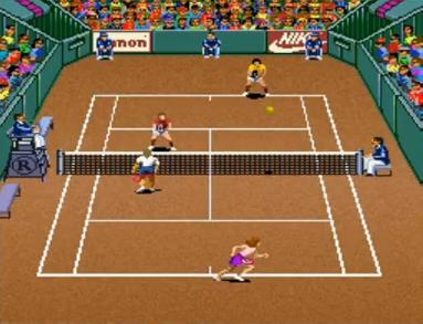 アンドレ・アガシ テニス