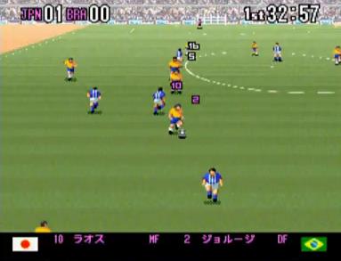 スーパーフォーメーションサッカー94