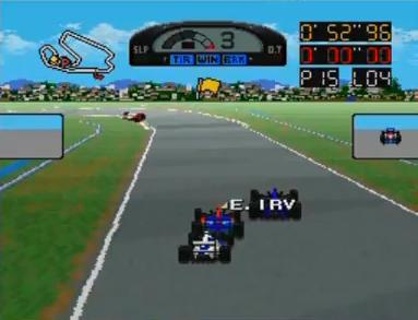スーパーF1サーカス3