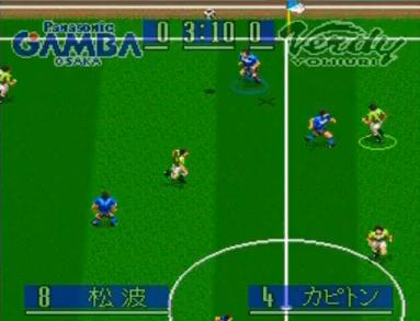 Jリーグサッカー プライムゴール2