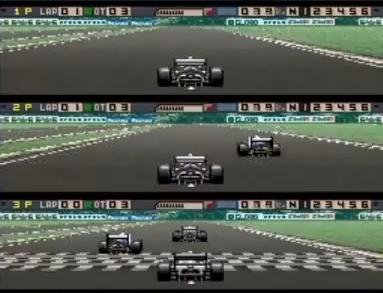 ヒューマングランプリ3〜F1トリプルバトル〜