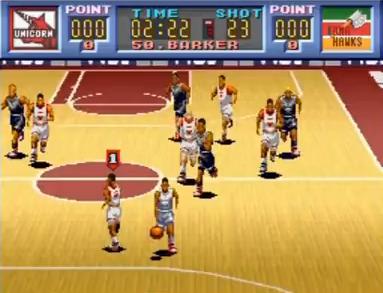 ドリームバスケットボール
