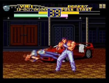 龍虎の拳2