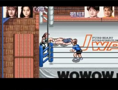JWP女子プロレス ピュア・レッスル・クイーンズ