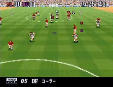 スーパーフォーメーションサッカー95 della セリエA