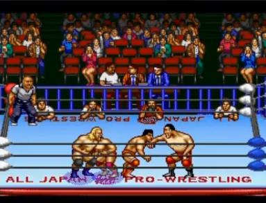 全日本プロレス2 3・4武闘館