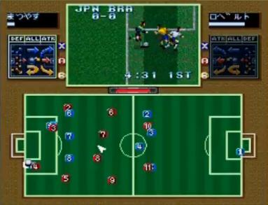 タクティカルサッカー