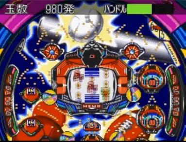 本家・SANKYO FEVER 実機シミュレーション2