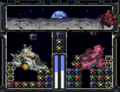 SDガンダム Power Formation Puzzle