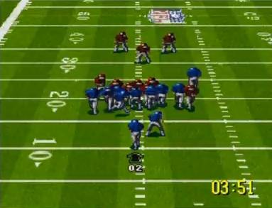 NFL クォーターバッククラブ96